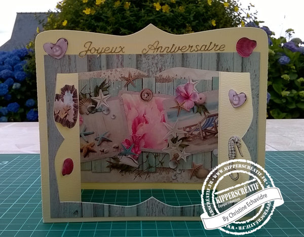 DT Kippers : DIY Box Cards