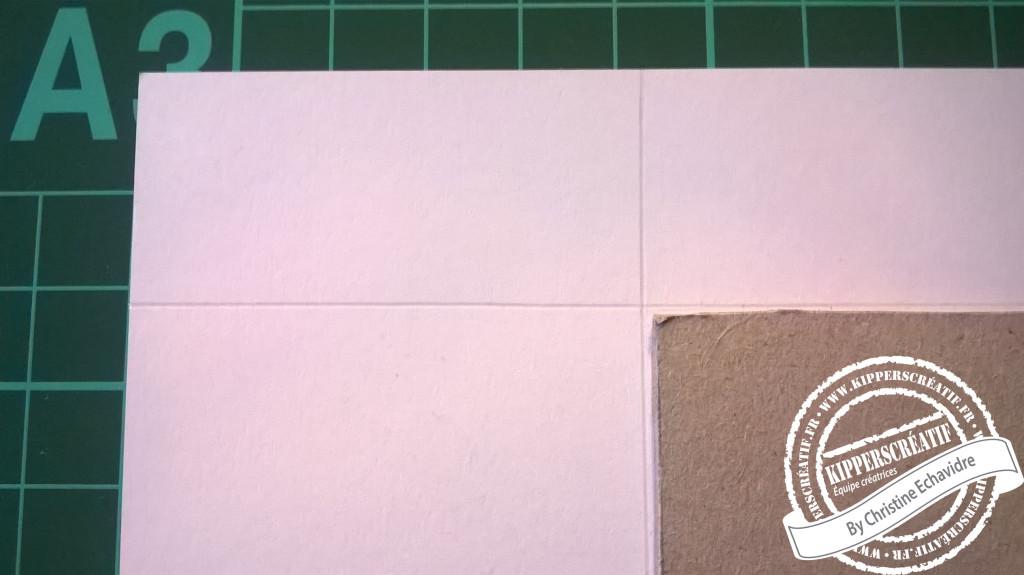 DIY Mini Album à Cartes