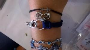 Bracelet Marine à breloques d'Aurélia - 16 ans