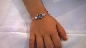 Bracelet Cœur d'Anaé - 5 ans