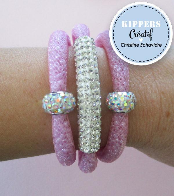 DIY Trio de bracelets