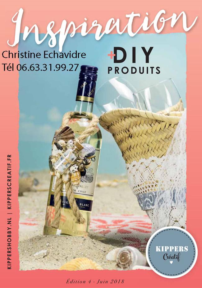 Atelier Créatif Quimper – Christine Echavidre
