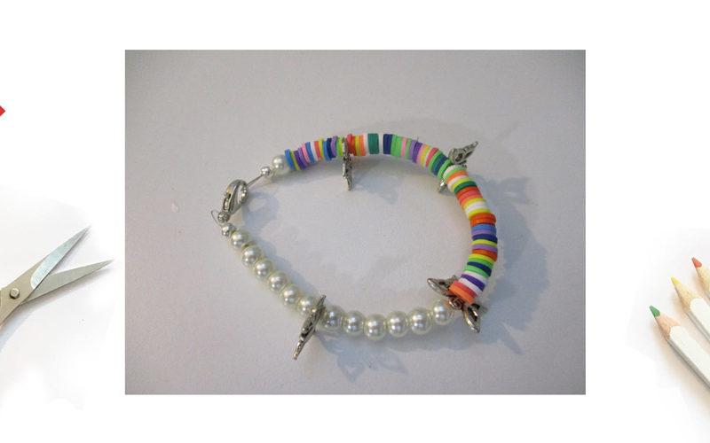 Tutoriel Bracelet Katsuki et perles rondes