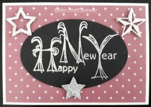 Mes cartes de vœux de Janvier 2019