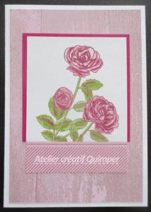 Mes cartes pour le défi 594 de Passion Cartes Créatives