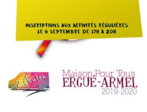 Inscriptions Ateliers Création de Bijoux Fantaisies MPT Ergué Armel
