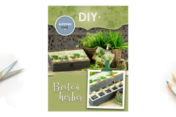 DIY Boîte à Herbes