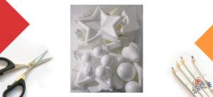 Quelques formes polystyrène