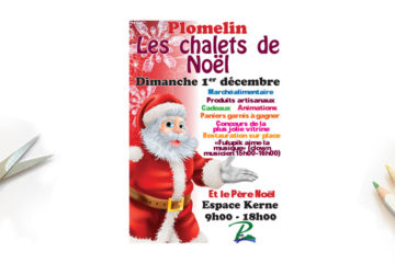 Marché de Noël de Plomelin