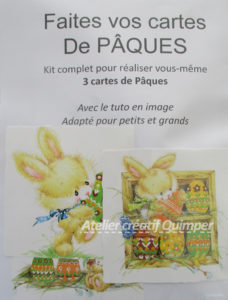 Kits de cartes à créer en vente
