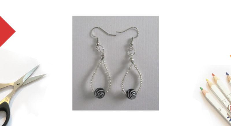 Protégé: Tutoriel Kit Boucles d'oreilles Perles Comète