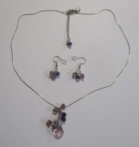 Photos des colliers Pendentif Baroque