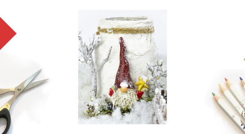 Kippers DIY Décors de Noël en plâtre