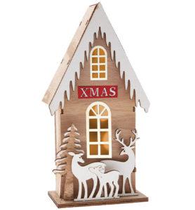 DIY Sets Maison de Noël lumineuse