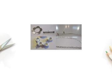 Des accessoires pour bijoux à vendre