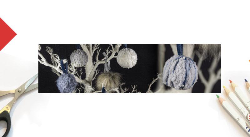 Kippers DIY Boules pour vos décorations de Noël