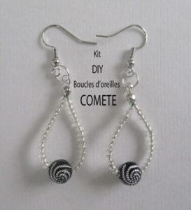 Kits Collier et BO Comète à vendre