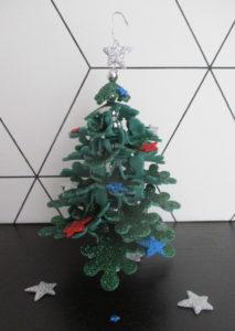 Kits DIY Sapin de Noël en mousse