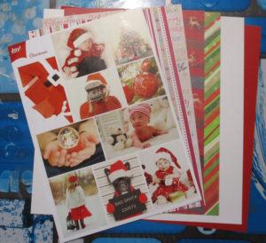 Kits pour cartes de vœux