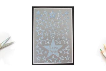 Des étoiles pour les vœux