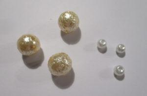 Kit DIY Bracelet avec des Perles de Glace