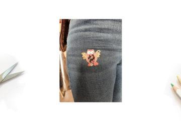 Mon jean trop chouette