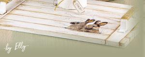 DIY Faites votre plateau Lapins !