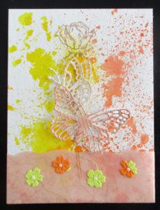 Inspirée d'un tableau de Dali